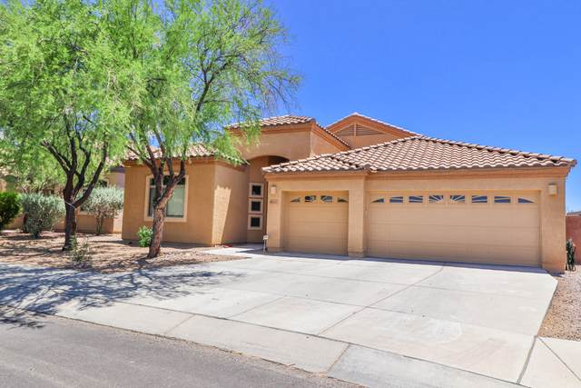 9040 S Old Oak Court, Tucson, AZ 85756 (#22015866) :: Long Realty - The Vallee Gold Team