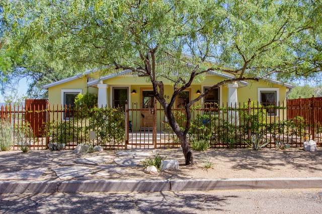 460 W 17Th Street, Tucson, AZ 85701 (#22015867) :: Long Realty - The Vallee Gold Team