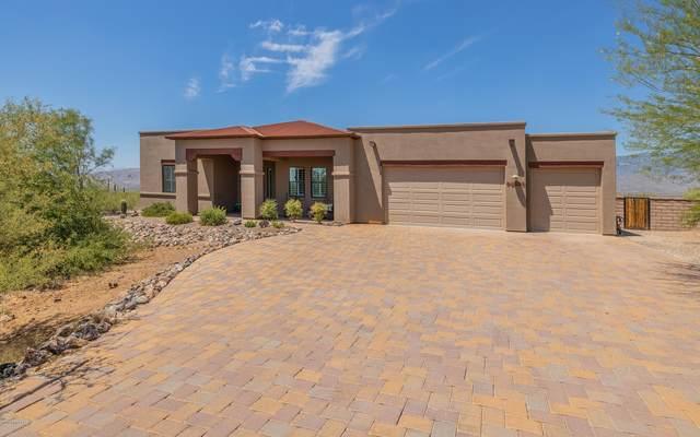 14825 E Circle W Ranch Place, Vail, AZ 85641 (#22015869) :: Keller Williams