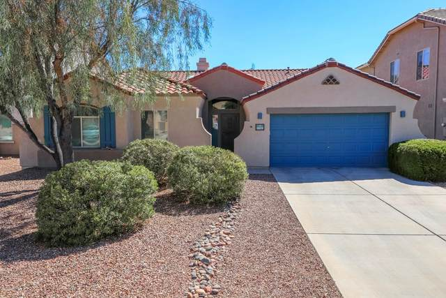9899 N Sand Dollar Court, Tucson, AZ 85743 (#22015898) :: Long Realty - The Vallee Gold Team