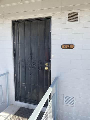 1745 S Jones Boulevard K211, Tucson, AZ 85713 (#22015899) :: Gateway Partners
