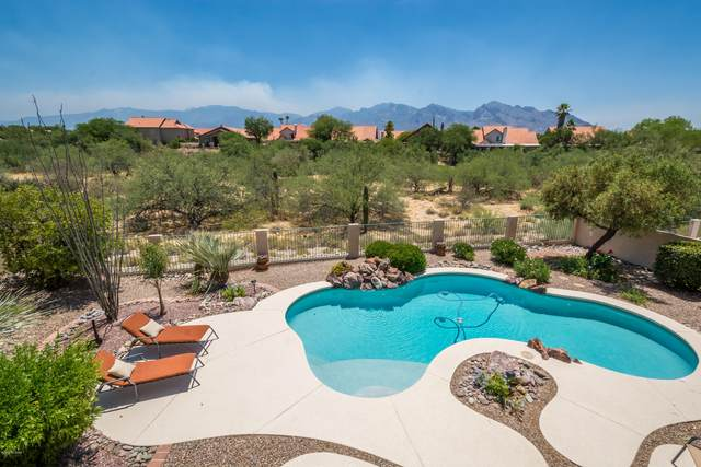 11158 N Mountain Breeze, Tucson, AZ 85737 (MLS #22015901) :: The Property Partners at eXp Realty