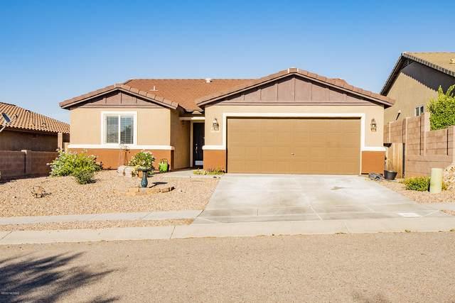 17257 S Mesa Shadows Drive, Vail, AZ 85641 (#22015904) :: Keller Williams