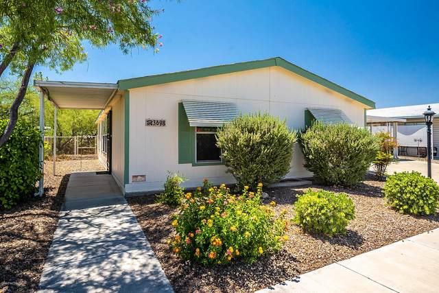 3698 S Andrew Johnson Avenue, Tucson, AZ 85730 (#22015908) :: Long Realty - The Vallee Gold Team