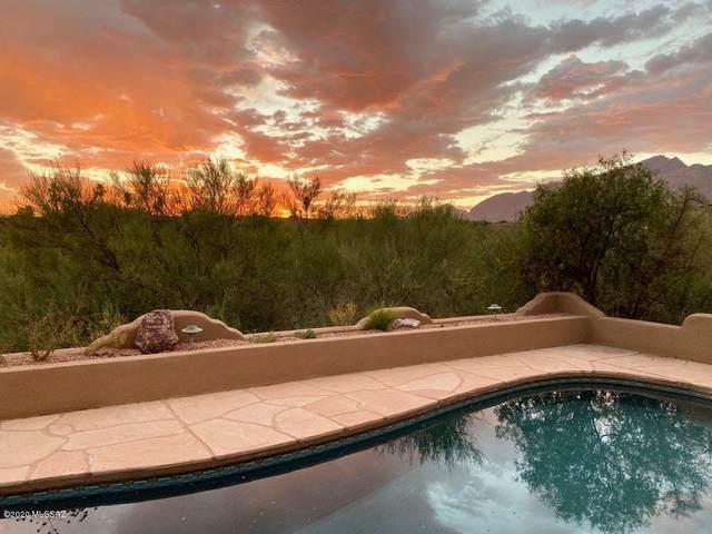 4809 N Paseo Del Tupo, Tucson, AZ 85750 (#22015922) :: The Josh Berkley Team