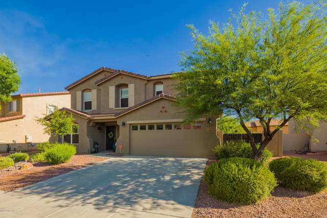 3626 E Canter Road, Tucson, AZ 85739 (#22015932) :: The Local Real Estate Group | Realty Executives