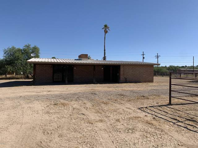 4820 W Massingale Road, Tucson, AZ 85741 (#22015935) :: Long Realty - The Vallee Gold Team