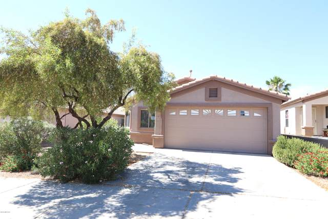 8395 E Bowline Road, Tucson, AZ 85710 (#22015947) :: The Local Real Estate Group | Realty Executives