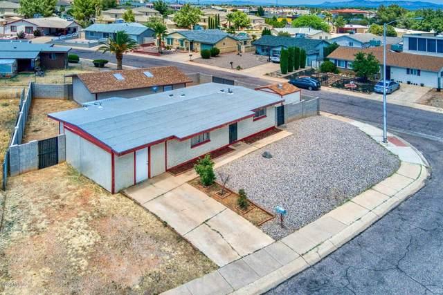 61 E Brown Drive, Sierra Vista, AZ 85635 (#22015948) :: Tucson Property Executives