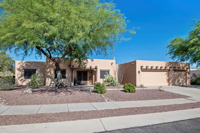 11566 N Ironwood Canyon Place, Tucson, AZ 85737 (#22015981) :: Keller Williams