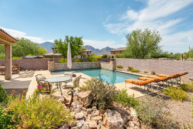 460 E Basket Carrier Way, Oro Valley, AZ 85755 (#22015992) :: Long Realty - The Vallee Gold Team