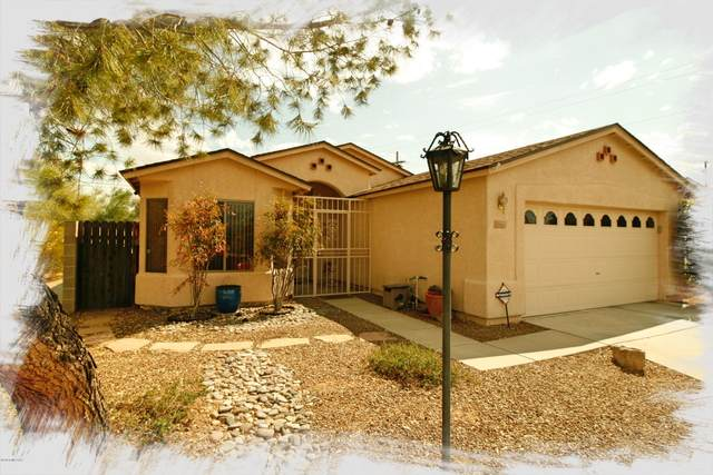3180 S Imagination Drive, Tucson, AZ 85730 (#22015995) :: Long Realty - The Vallee Gold Team