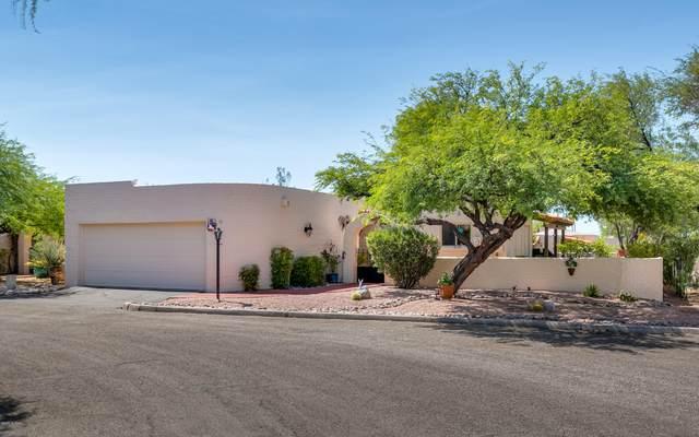 4511 N Circulo De Kaiots, Tucson, AZ 85750 (#22016007) :: Realty Executives Tucson Elite