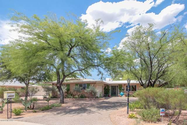2222 N Frannea Drive, Tucson, AZ 85712 (#22016014) :: Realty Executives Tucson Elite
