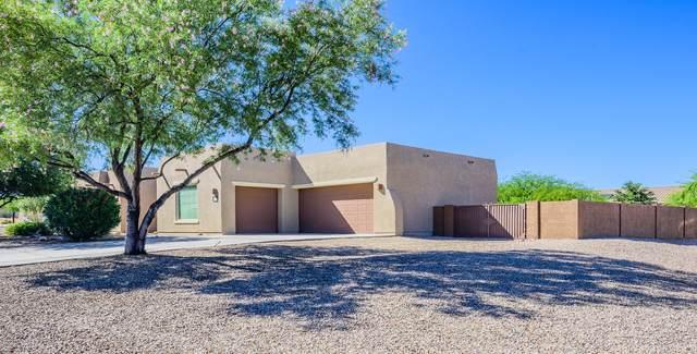 13972 E Anacapa Drive, Vail, AZ 85641 (#22016025) :: Keller Williams