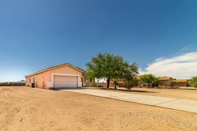 10119 N Avra Vista Drive Drive, Marana, AZ 85653 (#22016033) :: Long Realty Company