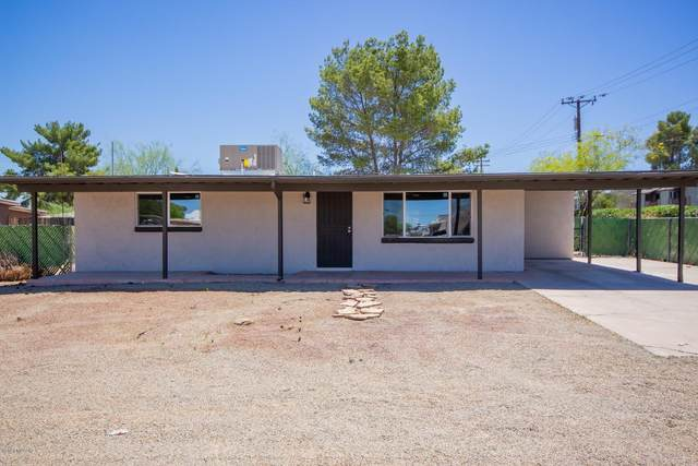 1733 S Rosemont Avenue, Tucson, AZ 85711 (#22016035) :: Long Realty - The Vallee Gold Team