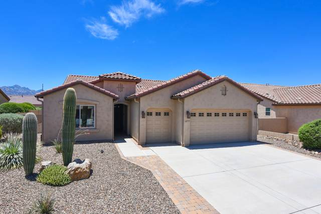 62775 E Oakwood Drive, Tucson, AZ 85739 (#22016042) :: The Local Real Estate Group | Realty Executives