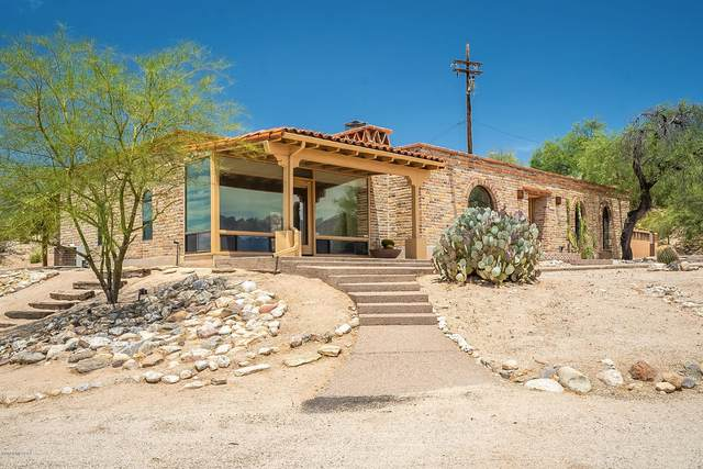 1101 W Roller Coaster Road, Tucson, AZ 85704 (#22016047) :: Long Realty - The Vallee Gold Team