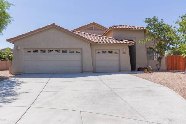 11551 W Kalamansi Drive, Marana, AZ 85653 (#22016048) :: Long Realty - The Vallee Gold Team