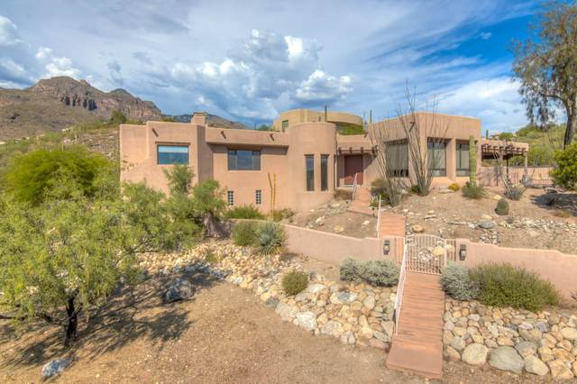 7308 N Camino Sin Vacas, Tucson, AZ 85718 (#22016062) :: Long Realty - The Vallee Gold Team