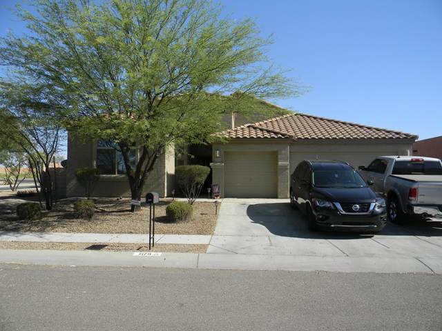 7179 W Festival Way, Tucson, AZ 85757 (#22016063) :: Long Realty - The Vallee Gold Team