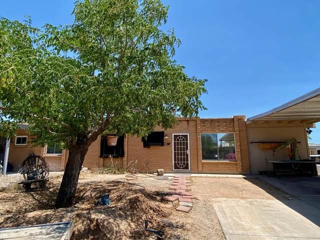 3657 S Barrow Place, Tucson, AZ 85730 (#22016064) :: Long Realty - The Vallee Gold Team