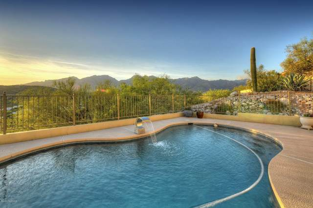 4391 N Summer Set Loop, Tucson, AZ 85750 (#22016067) :: Realty Executives Tucson Elite