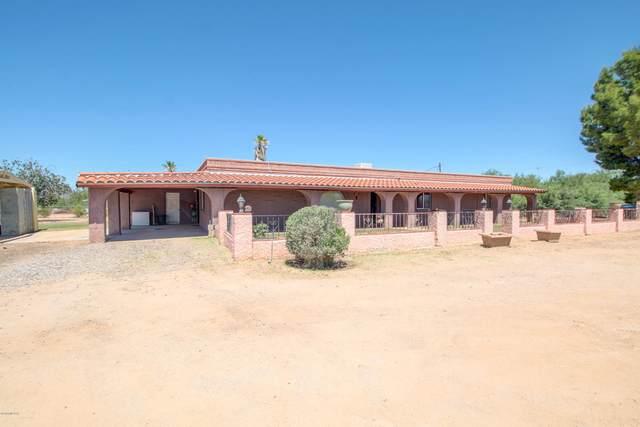 4190 E Dawson Road, Sahuarita, AZ 85629 (#22016075) :: Tucson Property Executives
