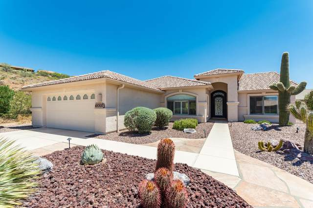 65300 E Rose Crest Court, Saddlebrooke, AZ 85739 (#22016076) :: The Local Real Estate Group | Realty Executives
