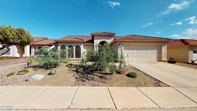 5349 W Grouse Way, Tucson, AZ 85742 (#22016091) :: Long Realty - The Vallee Gold Team