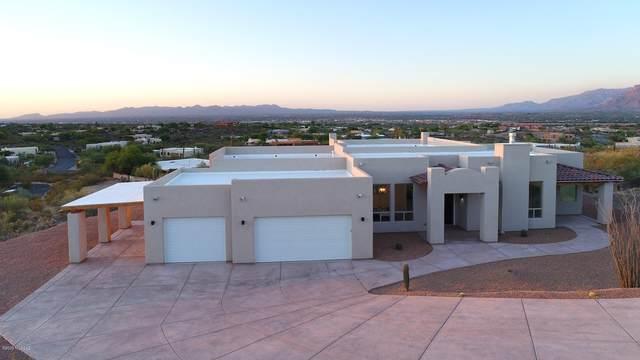 4725 N Paseo Del Sueno, Tucson, AZ 85745 (#22016099) :: Long Realty - The Vallee Gold Team