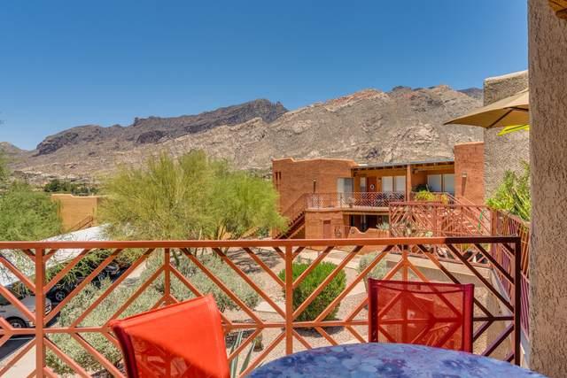 6255 N Camino Pimeria Alta #42, Tucson, AZ 85718 (#22016102) :: Tucson Property Executives