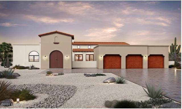 4340 W Cornerstone Court, Marana, AZ 85658 (#22016105) :: Kino Abrams brokered by Tierra Antigua Realty