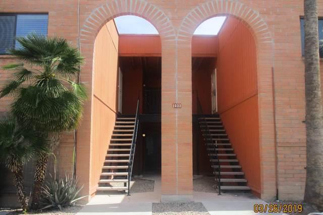 1532 S Columbus Boulevard #8, Tucson, AZ 85711 (#22016113) :: Long Realty - The Vallee Gold Team