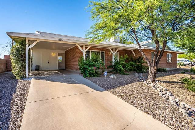 8641 E 27Th Place, Tucson, AZ 85710 (#22016125) :: The Local Real Estate Group | Realty Executives