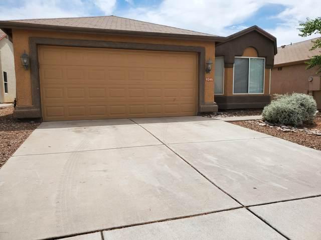 9246 E Muleshoe Street, Tucson, AZ 85747 (#22016135) :: Gateway Partners
