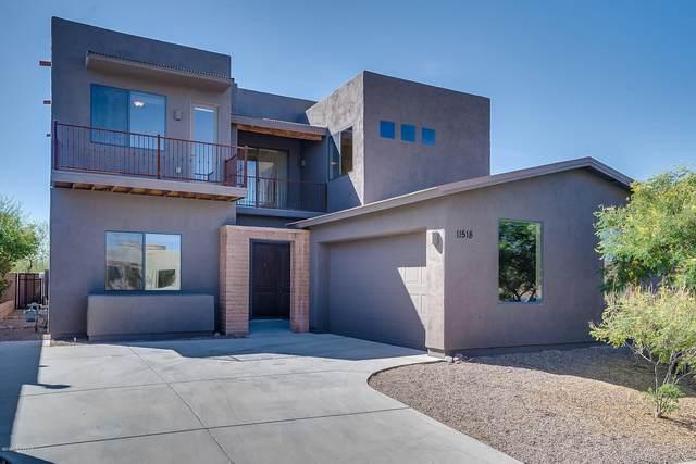 11518 N Moon Ranch Place, Marana, AZ 85658 (#22016145) :: Long Realty - The Vallee Gold Team