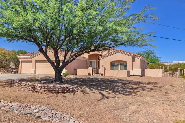 7993 N Via Laguna Niguel, Tucson, AZ 85743 (#22016149) :: Long Realty - The Vallee Gold Team