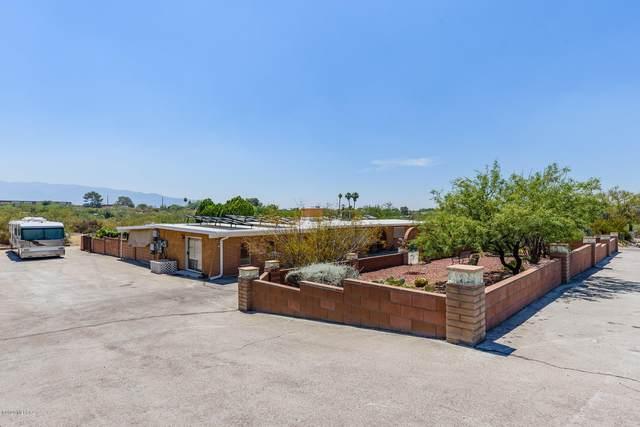 2627 S Bonanza Avenue, Tucson, AZ 85730 (#22016158) :: Realty Executives Tucson Elite