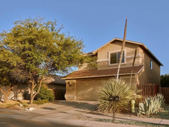 2475 W Waterway Place, Tucson, AZ 85705 (#22016164) :: Tucson Property Executives