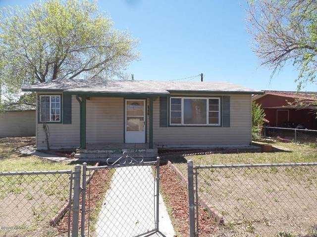 638 W Wasson Street, Willcox, AZ 85643 (#22016166) :: Long Realty Company