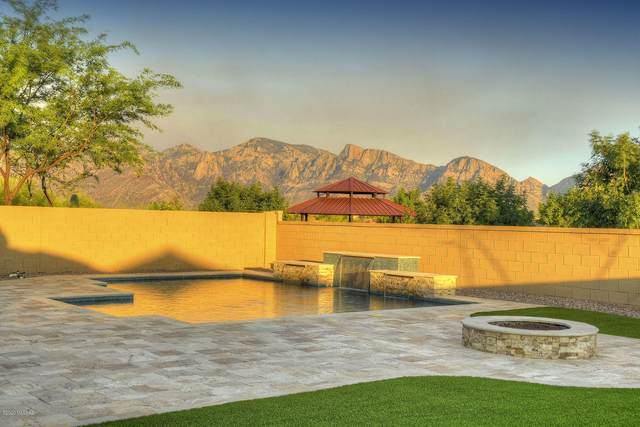 13426 N Silver Cassia Place, Oro Valley, AZ 85755 (#22016176) :: Long Realty - The Vallee Gold Team