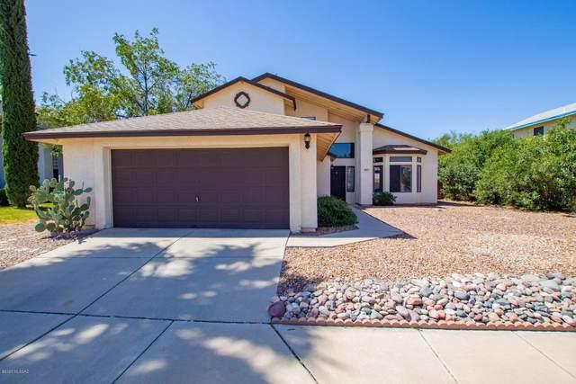2671 W Camino Del Medrano, Tucson, AZ 85742 (MLS #22016181) :: The Property Partners at eXp Realty