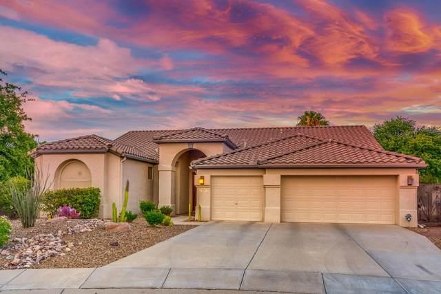 274 W Woodburne Place, Oro Valley, AZ 85755 (#22016182) :: Gateway Partners