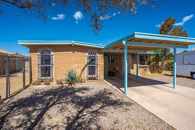 5982 S Catalina Avenue, Tucson, AZ 85706 (#22016186) :: Long Realty - The Vallee Gold Team