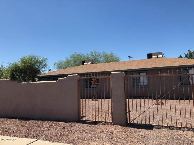 520 E 30th Street, Tucson, AZ 85713 (#22016187) :: Keller Williams
