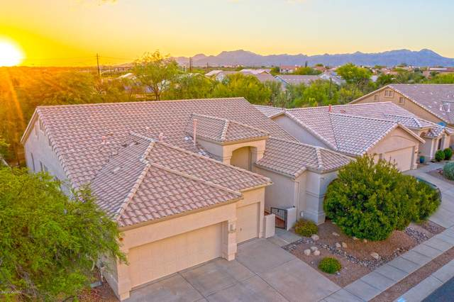 11111 N Divot Drive, Oro Valley, AZ 85737 (MLS #22016194) :: The Property Partners at eXp Realty