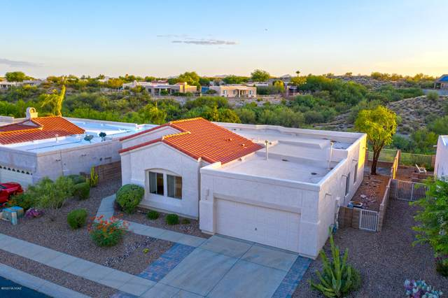 11871 N Potosi Point Drive, Oro Valley, AZ 85737 (MLS #22016198) :: The Property Partners at eXp Realty