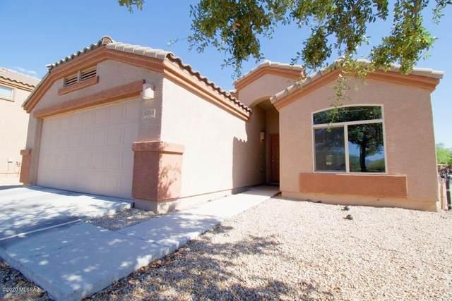 6553 W Swan Falls Way, Tucson, AZ 85757 (#22016199) :: Keller Williams